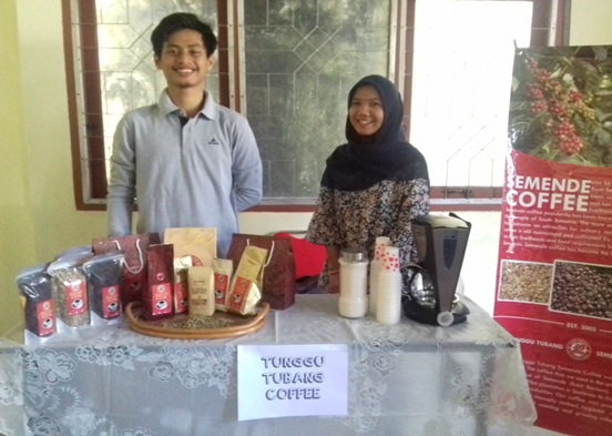 sarasehan kopi dan sosialisasi SNI kopi